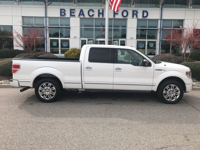 2013 Ford F-150 Platinum Virginia Beach VA