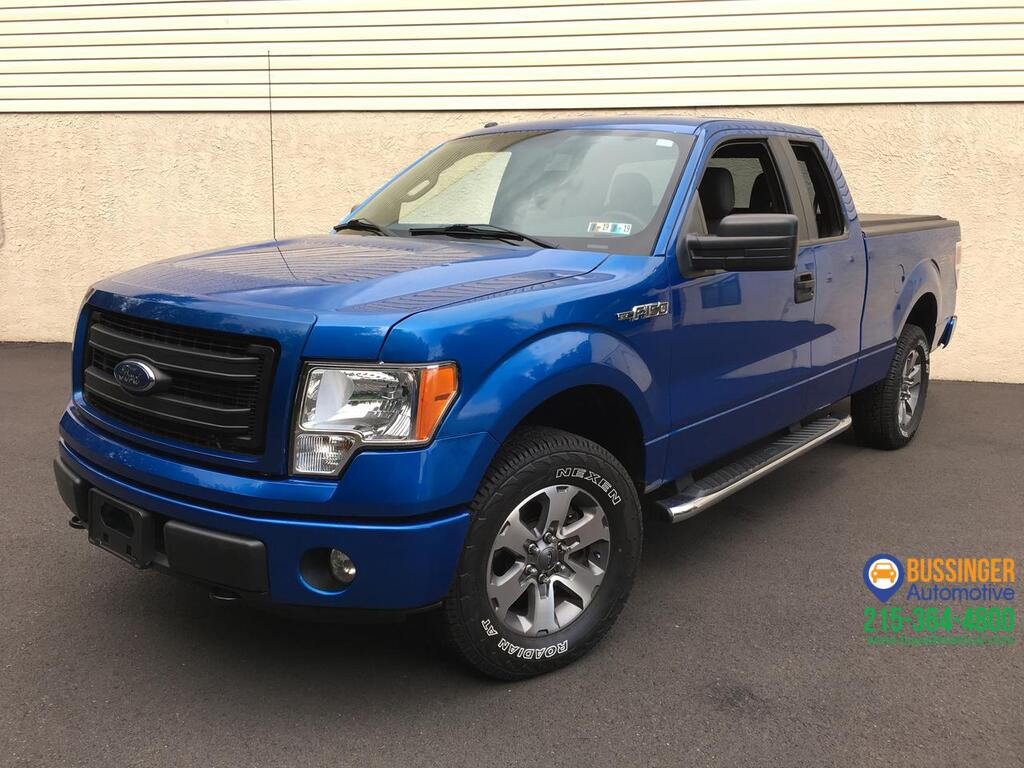 2013 Ford F-150 STX - SuperCab 4x4 Feasterville PA