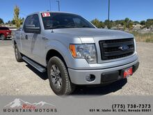 2013_Ford_F-150_STX_ Elko NV