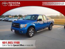 2013_Ford_F-150_STX_ Hattiesburg MS