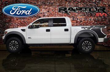 2013_Ford_F-150_SVT Raptor_ Red Deer AB
