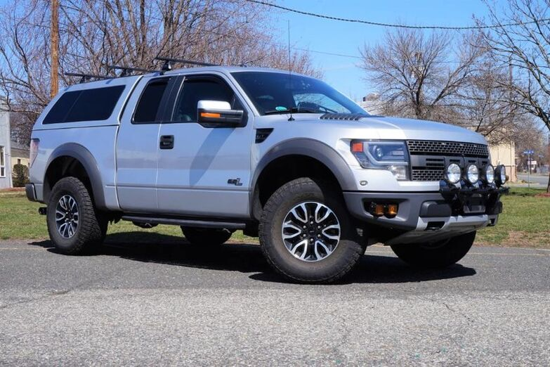 2013 Ford F-150 SVT Raptor SuperCab 801A Luxury Package Lodi NJ