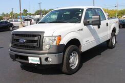 2013_Ford_F-150 Super Crew Cab_XL_ Fort Wayne Auburn and Kendallville IN