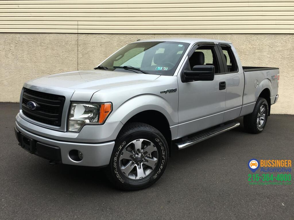 2013 Ford F-150 SuperCab STX - 4x4 Feasterville PA