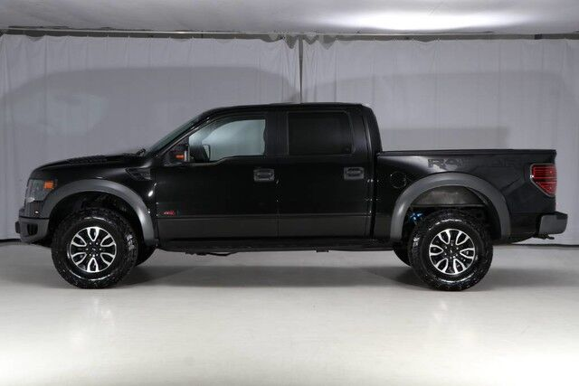 2013 Ford F-150 SuperCrew 4WD SVT Raptor West Chester PA
