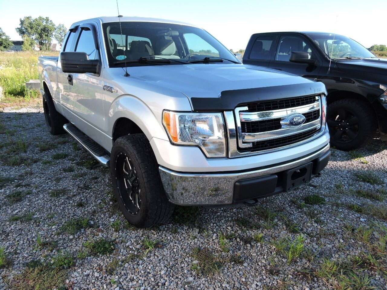 2013 Ford F-150 XL 4x4 4dr SuperCab Styleside 6.5 ft. SB Chesterfield MI