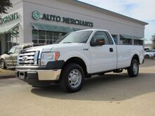 2013_Ford_F-150_XL 6.5-ft. Bed 2WD  AUTOMATIC, LEATHER, TOW HITCH, STEERING WHEEL CONTROLS_ Plano TX