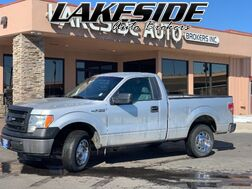 2013_Ford_F-150_XL 6.5-ft. Bed 2WD_ Colorado Springs CO