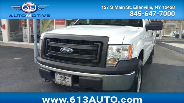 2013 Ford F-150 XL 6.5-ft. Bed 4WD Ulster County NY