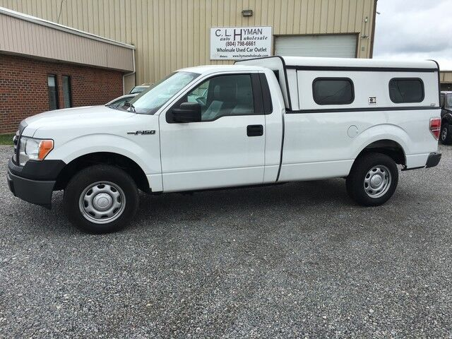 2013 Ford F-150 XL Reg Cab LWB XL Ashland VA