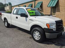 2013_Ford_F-150_XL SuperCab 6.5-ft. Bed 4WD_ Knoxville TN