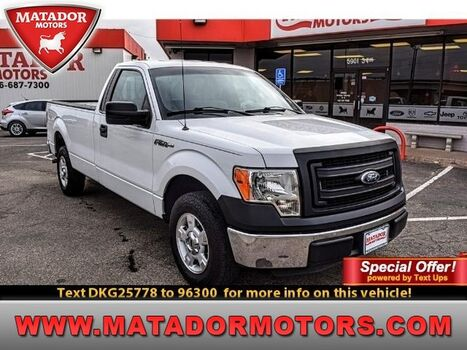 2013_Ford_F-150_XL_ Lubbock & Wolfforth TX