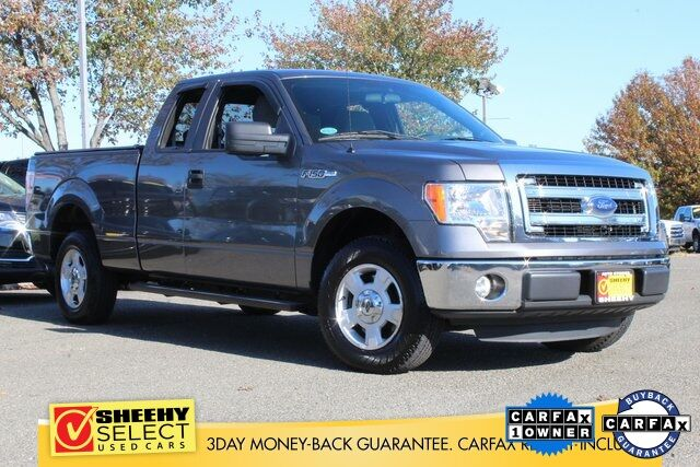 2013 Ford F-150 XL Super Cab