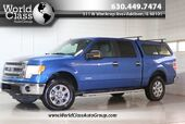 2013 Ford F-150 XLT - AWD BACKUP CAMERA ALLOY WHEELS TONNEAU COVER BLUE TOOTH AUDIO SATELLITE RADIO