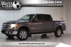 2013_Ford_F-150_XLT - AWD CREW CAB BACKUP CAMERA POWER ADJUSTABLE SEATS ALLOY WHEELS_ Chicago IL