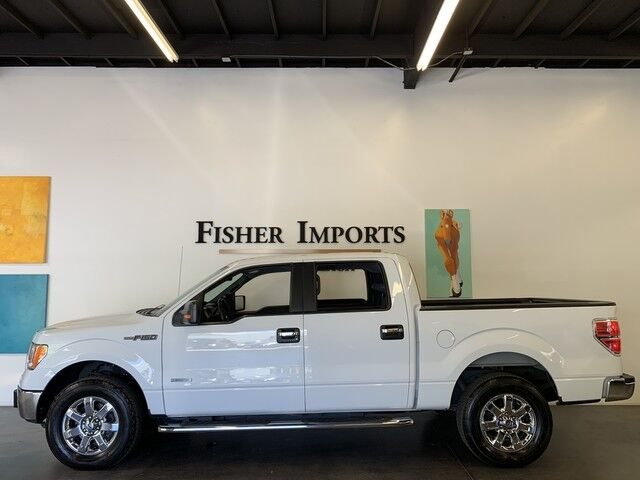 2013 Ford F-150 XLT - EcoBoost - Rear View Camera - PRISTINE!