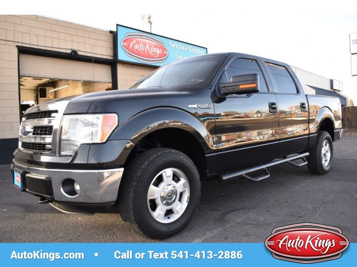 2013 Ford F-150 XLT 4WD SuperCrew Bend OR