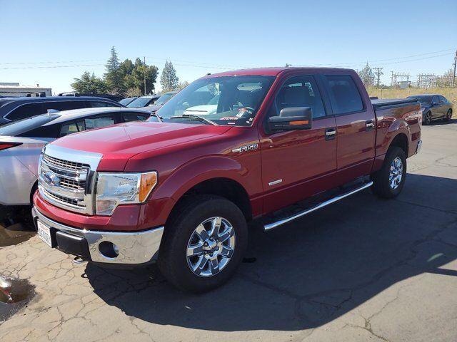 2013 Ford F-150 XLT 4X4 Crew Cab 3.5V6 ECO Oroville CA