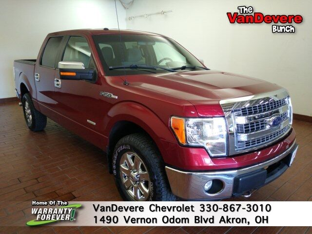 2013 Ford F-150 XLT Akron OH