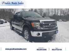 2013_Ford_F-150_XLT_ Barre VT