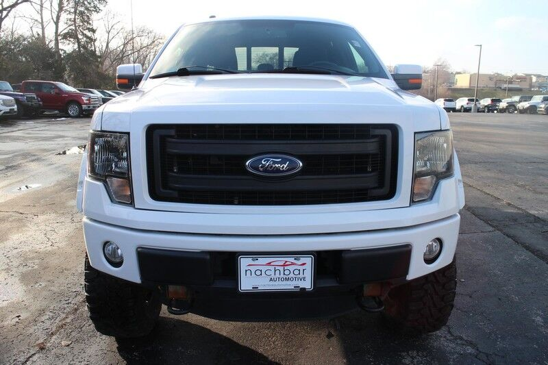 2013 Ford F-150 XLT CREW CAB 4X4 Bonner Springs KS
