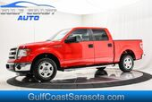 2013 Ford F-150 XLT CREW CAB WHEELS FL TRUCK LOW MILES V8 RUNS GREAT