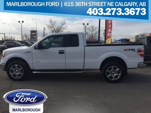 2013_Ford_F-150_XLT_ Calgary AB