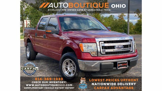 2013 Ford F-150 XLT Columbus OH