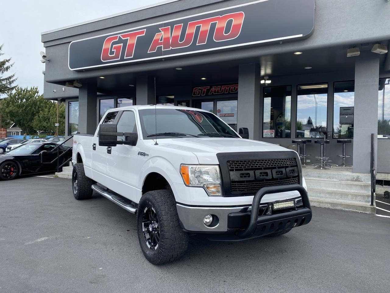2013 Ford F-150 *XLT Convenience Package with Electronic Rear Locking Axle 4X4* Puyallup WA