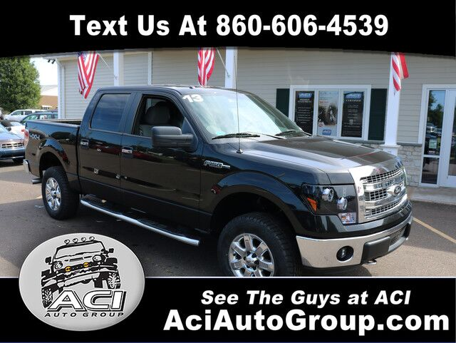 2013 Ford F-150 XLT East Windsor CT