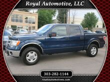 2013_Ford_F-150_XLT_ Englewood CO
