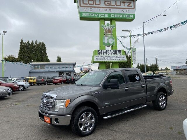 2013 Ford F-150 XLT Eugene OR