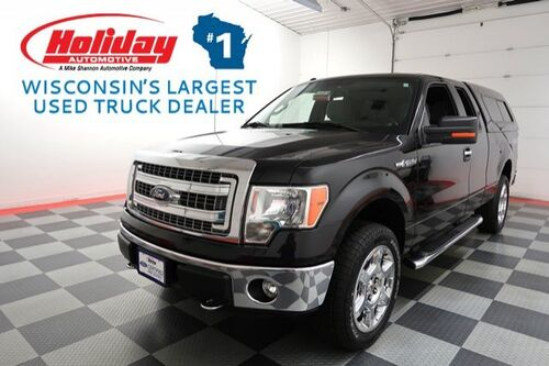 2013_Ford_F-150_XLT Extended Cab 4x4_ Fond du Lac WI