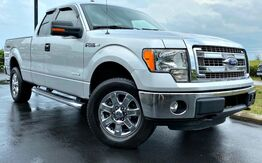 2013_Ford_F-150_XLT_ Georgetown KY
