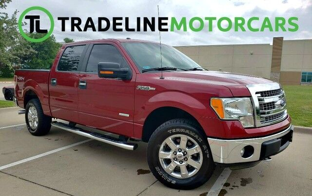 2013 Ford F-150 XLT REAR VIEW CAMERA, BLUETOOTH, POWER LOCKS, AND MUCH MORE!!! CARROLLTON TX
