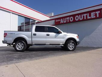 2013_Ford_F-150_XLT_ Richmond KY