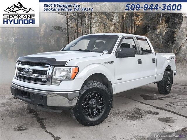 2013 Ford F-150 XLT Spokane Valley WA