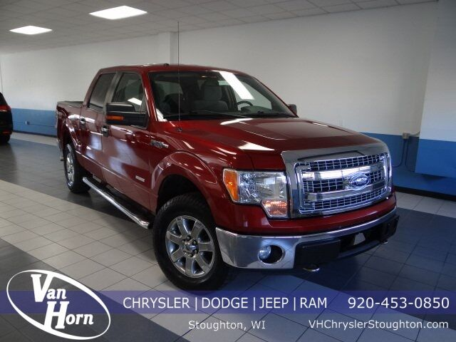 2013 Ford F-150 XLT Stoughton WI