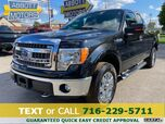 2013 Ford F-150 XLT SuperCab 4WD Low Miles