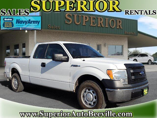 2013 Ford F-150 XLT SuperCab 6.5-ft. Bed 2WD Beeville TX
