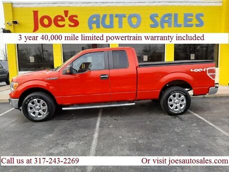 2013_Ford_F-150_XLT SuperCab 6.5-ft. Bed 4WD_ Indianapolis IN