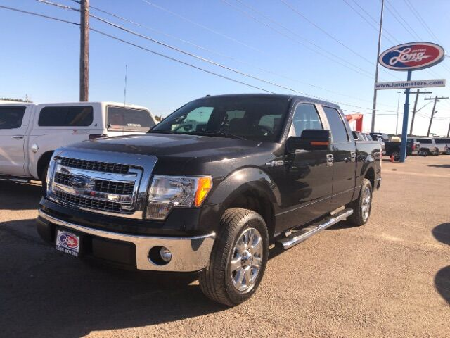 2013 Ford F-150 XLT SuperCrew 5.5-ft. Bed 2WD Georgetown TX
