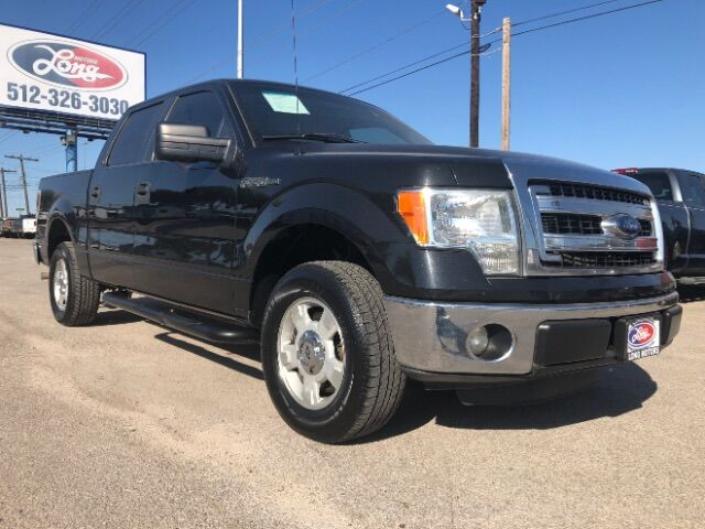 2013 Ford F-150 XLT SuperCrew 5.5-ft. Bed 2WD Austin TX