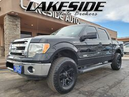2013_Ford_F-150_XLT SuperCrew 5.5-ft. Bed 2WD_ Colorado Springs CO