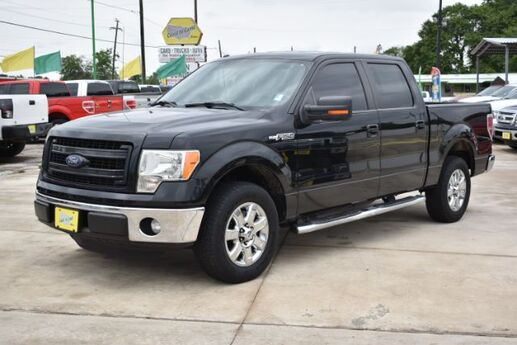2013 Ford F-150 XLT SuperCrew 5.5-ft. Bed 2WD Houston TX