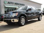 2013 Ford F-150 XLT SuperCrew 5.5-ft. Bed 2WD LEATHER, CLIMATE CONTROL, BLUETOOTH CONNECTIVITY, POWER WINDOWS