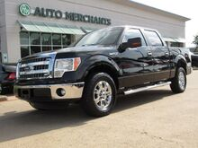 2013_Ford_F-150_XLT SuperCrew 5.5-ft. Bed 2WD LEATHER, CLIMATE CONTROL, BLUETOOTH CONNECTIVITY, POWER WINDOWS_ Plano TX