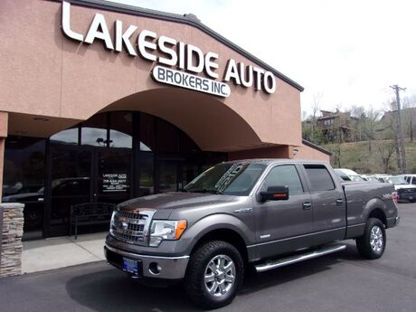 2013 Ford F-150 XLT SuperCrew 5.5-ft. Bed 4WD Colorado Springs CO