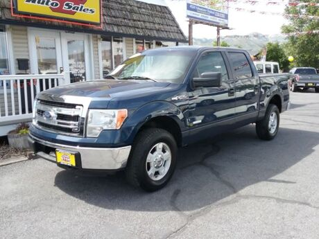 2013 Ford F-150 XLT SuperCrew 5.5-ft. Bed 4WD Pocatello and Blackfoot ID