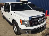 Ford F-150 XLT SuperCrew 6.5-ft. Bed 2WD 2013